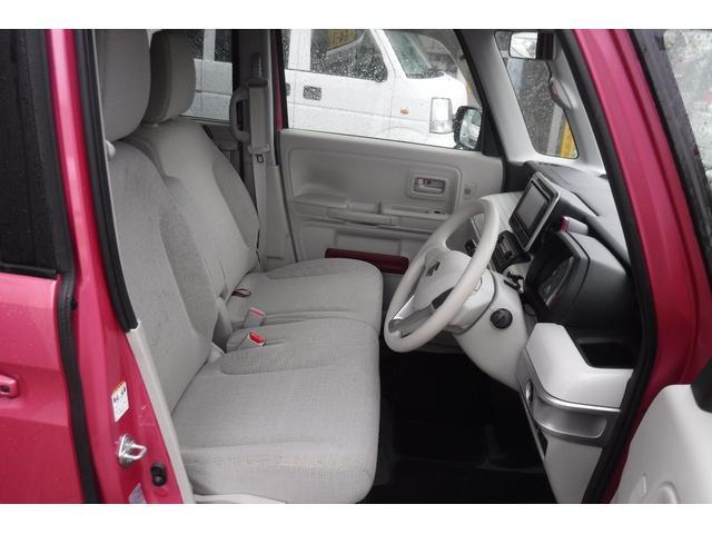 ハイブリッドX ナビ ワンセグTV バックカメラ スマートキー 両側電動スライドドア シートヒーター 衝突軽減ブレーキ非装着車(16枚目)