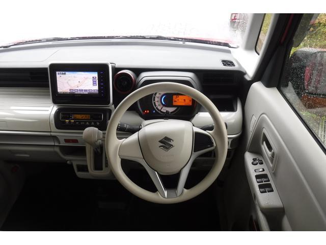 ハイブリッドX ナビ ワンセグTV バックカメラ スマートキー 両側電動スライドドア シートヒーター 衝突軽減ブレーキ非装着車(18枚目)