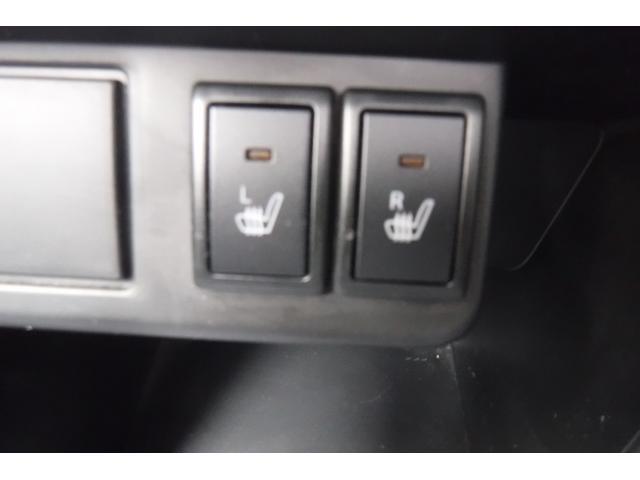 X 4WD レーダーブレーキ スマートキープッシュスタート シートヒーター ウインカー付ドアミラー(10枚目)
