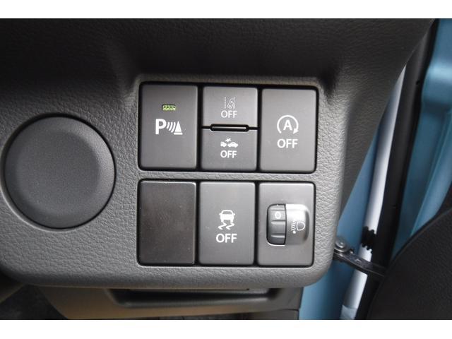 S 届け出済未使用車 スズキセーフティサポート キーレス 電動格納ドアミラー アイドルストップ シートヒーター(5枚目)