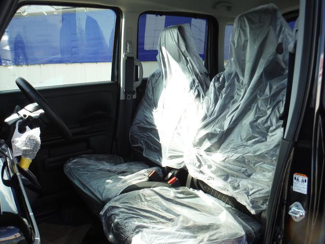 ハイブリッドXSターボ 4WD 新車  スズキセーフティサポート 7インチワイドフルセグナビ ETC バックカメラ ドライブレコーダー フロアマット&サイドバイザー ボディーコーティング 7点付き(16枚目)