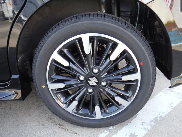 ハイブリッドXSターボ 4WD 新車  スズキセーフティサポート 7インチワイドフルセグナビ ETC バックカメラ ドライブレコーダー フロアマット&サイドバイザー ボディーコーティング 7点付き(23枚目)