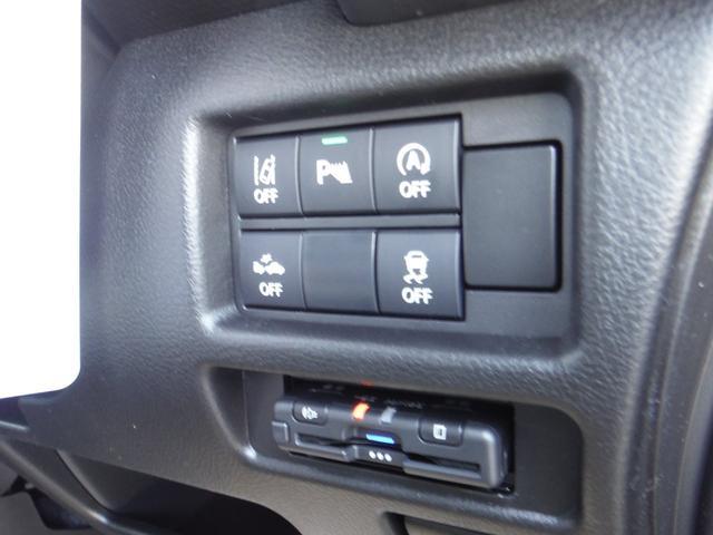 ハイブリッドX 2WD 新車 スズキセーフティサポート 7インチフルセグナビ ETC バックカメラ ドライブレコーダー サイドバイザー フロアマット ボディーコーティング 7点付(19枚目)