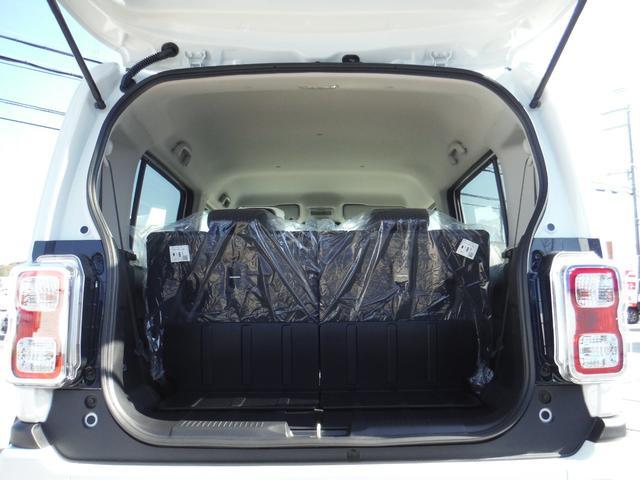 ハイブリッドX 2WD 新車 スズキセーフティサポート 7インチフルセグナビ ETC バックカメラ ドライブレコーダー サイドバイザー フロアマット ボディーコーティング 7点付(23枚目)