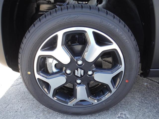 ハイブリッドX 2WD 新車 スズキセーフティサポート 7インチフルセグナビ ETC バックカメラ ドライブレコーダー サイドバイザー フロアマット ボディーコーティング 7点付(24枚目)