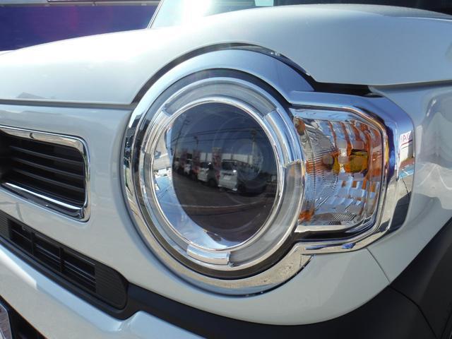 ハイブリッドX 2WD 新車 スズキセーフティサポート 7インチフルセグナビ ETC バックカメラ ドライブレコーダー サイドバイザー フロアマット ボディーコーティング 7点付(25枚目)