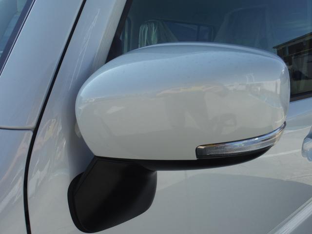 ハイブリッドX 2WD 新車 スズキセーフティサポート 7インチフルセグナビ ETC バックカメラ ドライブレコーダー サイドバイザー フロアマット ボディーコーティング 7点付(26枚目)