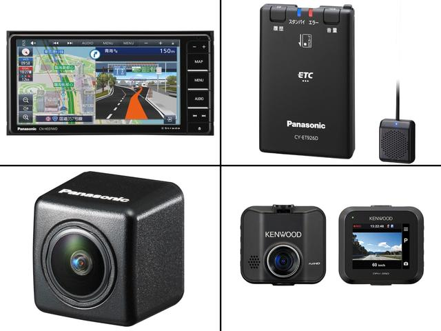 Jスタイル 2WD 新車 7インチフルセグナビ ETC バックカメラ ドライブレコーダー フロアマット サイドバイザー ボディーコーティング 7点付(2枚目)