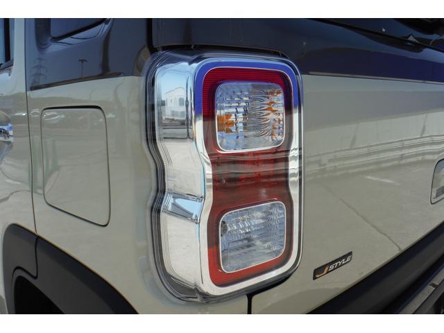 Jスタイル 2WD 新車 7インチフルセグナビ ETC バックカメラ ドライブレコーダー フロアマット サイドバイザー ボディーコーティング 7点付(26枚目)