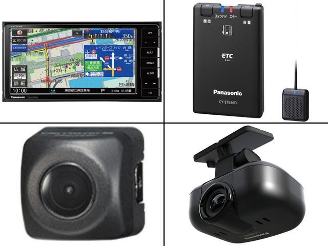 カスタムG 新車 ナビ ETC バックカメラ ドライブレコーダー 車種専用オリジナルフロアマット サイドバイザー ボディコーティング 7点付(2枚目)