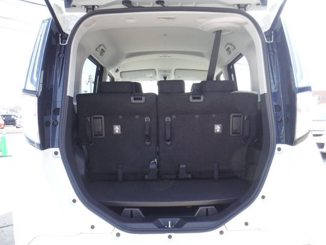 カスタムG 新車 ナビ ETC バックカメラ ドライブレコーダー 車種専用オリジナルフロアマット サイドバイザー ボディコーティング 7点付(23枚目)