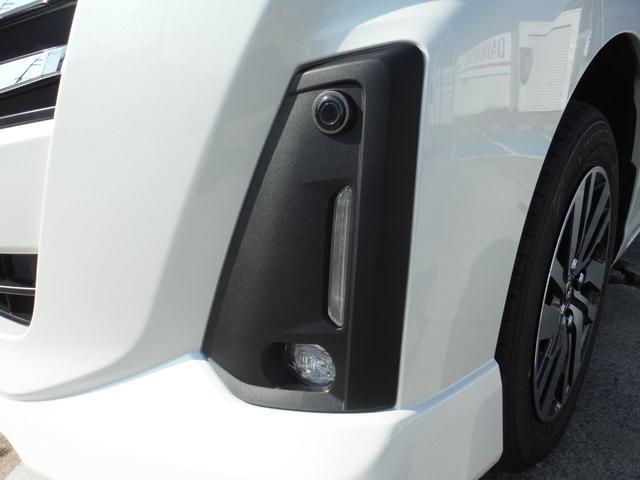 カスタムG 新車 ナビ ETC バックカメラ ドライブレコーダー 車種専用オリジナルフロアマット サイドバイザー ボディコーティング 7点付(25枚目)