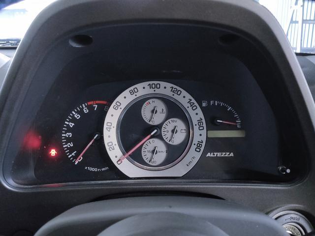 AS200 /6速MT/6気筒エンジン/バディークラブフルタップ車高調/社外マフラー/16インチAW/HID/クロノグラフメーター/CD/キーレス/車検整備受け渡し/(25枚目)