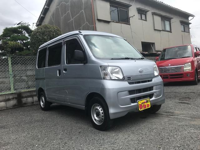 「ダイハツ」「ハイゼットカーゴ」「軽自動車」「大阪府」の中古車3