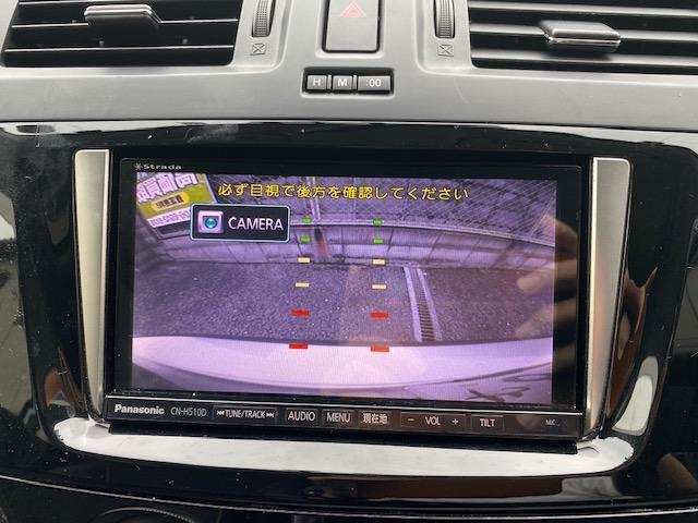 ハイウェイスターG スプレモ 社外HDDナビ フルセグTV バックカメラ ブルートゥース対応ナビ ETC車載器 オートライト オート電格ミラー コーナーセンサー ハーフレザーシート SAB カーテンAB(9枚目)