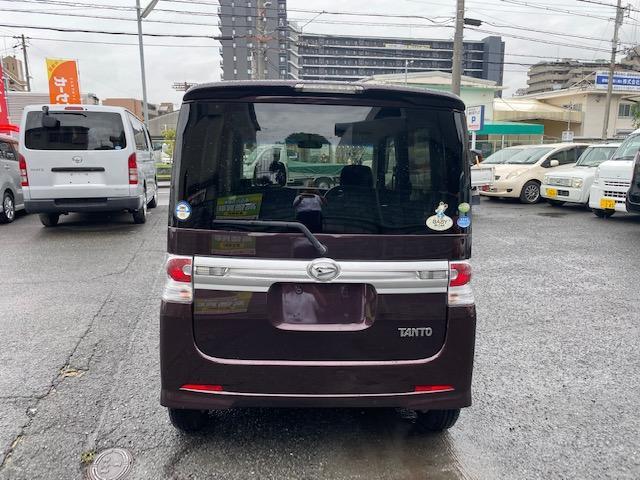 カスタムX 社外メモリーナビ ワンセグテレビ ETC車載器 キーフリーシステム HIDヘッド 純正14AW 左パワースライドドア ベンチシート 純正セキュリティー(6枚目)