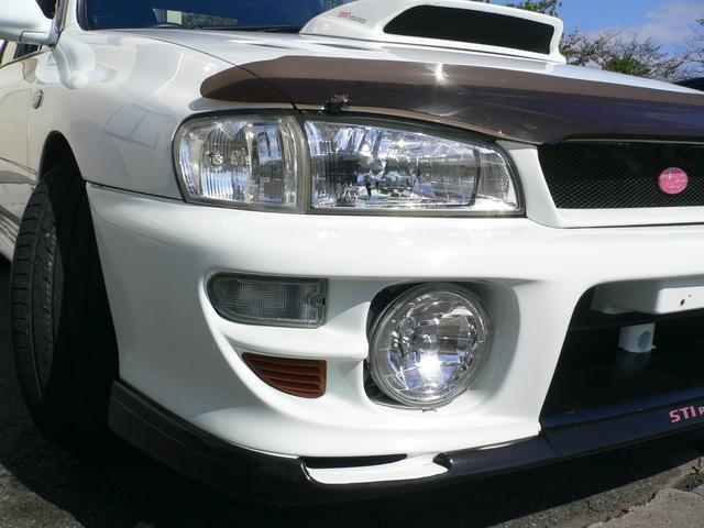 WRX STiバージョンV 走行78,000キロ(3枚目)