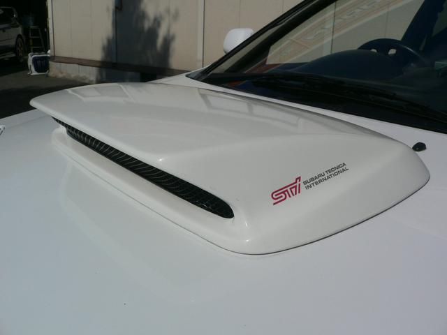 WRX STiバージョンV 走行78,000キロ(6枚目)