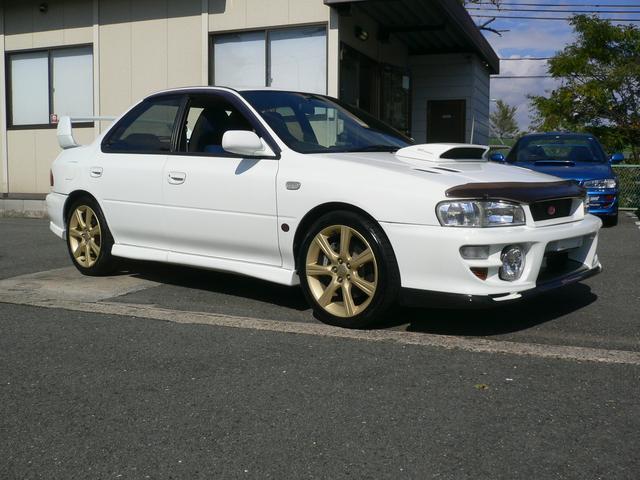 WRX STiバージョンV 走行78,000キロ(7枚目)