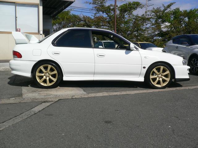 WRX STiバージョンV 走行78,000キロ(8枚目)