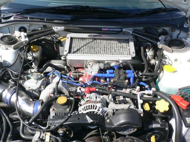 スバル インプレッサ WRX STiバージョンV 走行78,000キロ