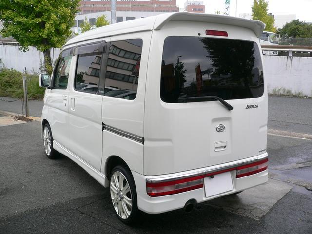「ダイハツ」「アトレーワゴン」「コンパクトカー」「大阪府」の中古車7