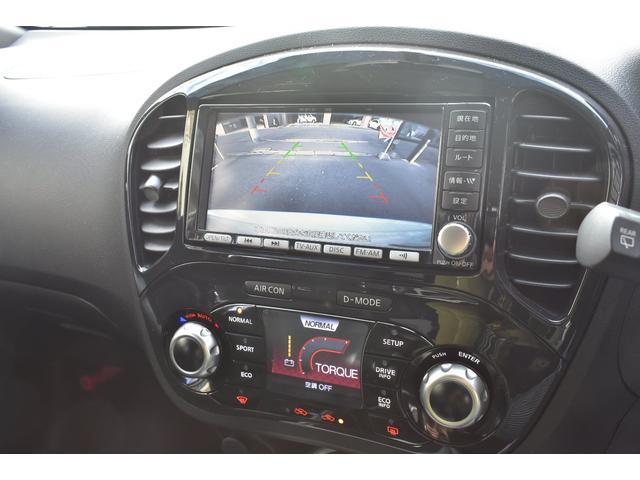 日産 ジューク 16GT 車高調 19AW 1年保証 純正HDDナビ