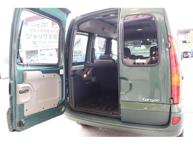 「ルノー」「 カングー」「ミニバン・ワンボックス」「京都府」の中古車10
