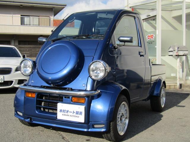 「ダイハツ」「ミゼットII」「軽自動車」「和歌山県」の中古車4