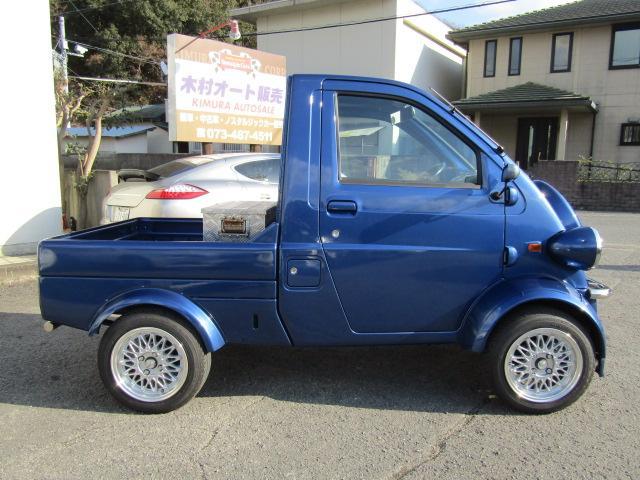 「ダイハツ」「ミゼットII」「軽自動車」「和歌山県」の中古車5