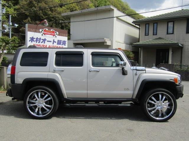 「ハマー」「ハマー H3」「SUV・クロカン」「和歌山県」の中古車5