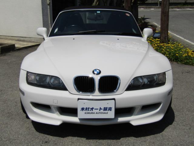 「BMW」「BMW Z3ロードスター」「オープンカー」「和歌山県」の中古車2