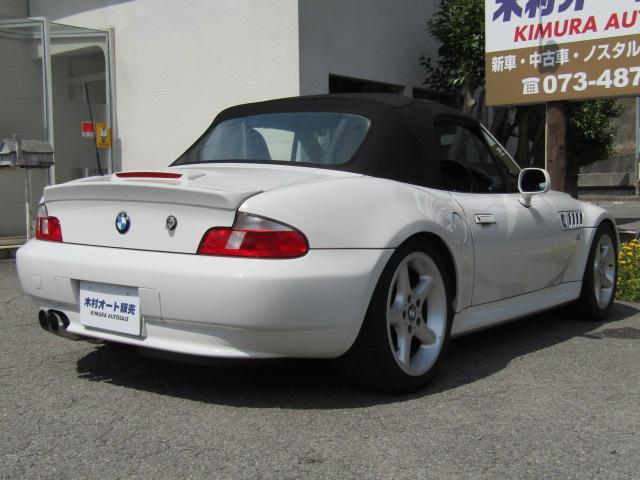 「BMW」「BMW Z3ロードスター」「オープンカー」「和歌山県」の中古車7