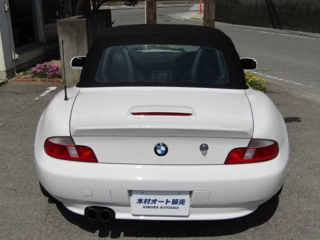 「BMW」「BMW Z3ロードスター」「オープンカー」「和歌山県」の中古車8