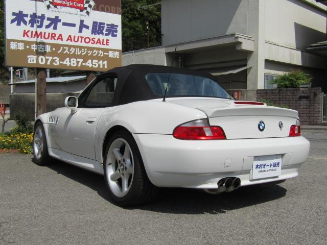 「BMW」「BMW Z3ロードスター」「オープンカー」「和歌山県」の中古車9