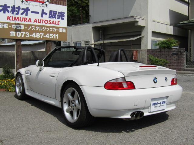 「BMW」「BMW Z3ロードスター」「オープンカー」「和歌山県」の中古車14