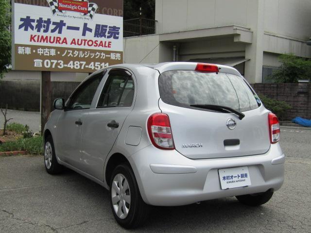「日産」「マーチ」「コンパクトカー」「和歌山県」の中古車8