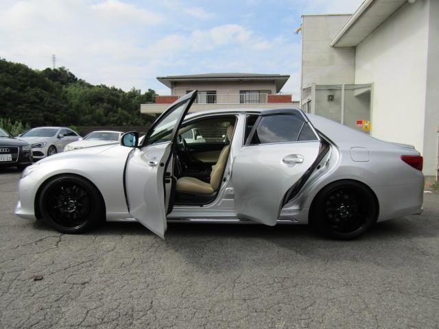 「トヨタ」「マークX」「セダン」「和歌山県」の中古車9