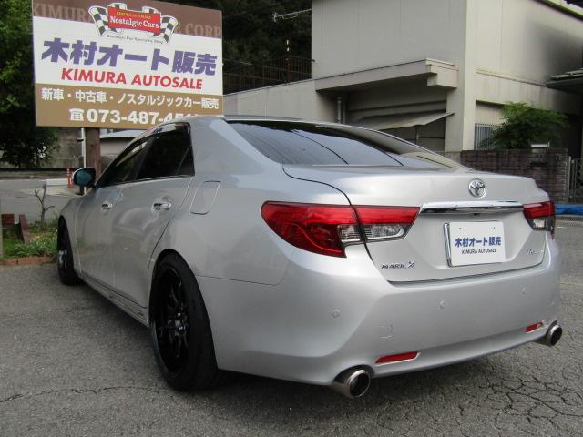 「トヨタ」「マークX」「セダン」「和歌山県」の中古車12