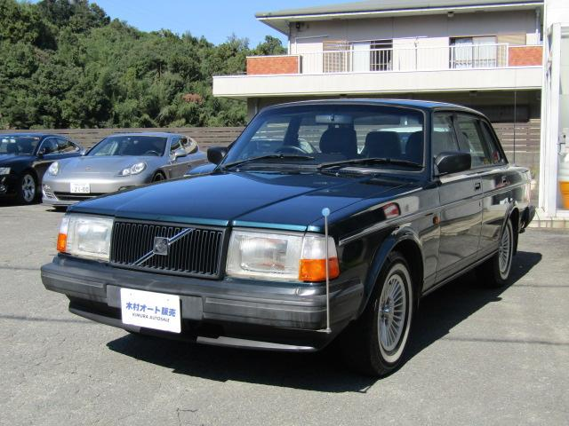 「ボルボ」「ボルボ 240」「セダン」「和歌山県」の中古車3
