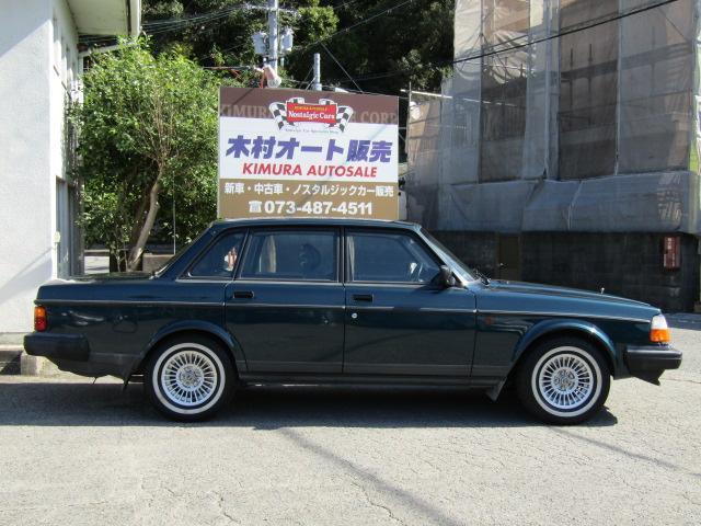 「ボルボ」「ボルボ 240」「セダン」「和歌山県」の中古車4