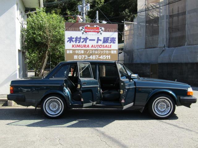 「ボルボ」「ボルボ 240」「セダン」「和歌山県」の中古車5