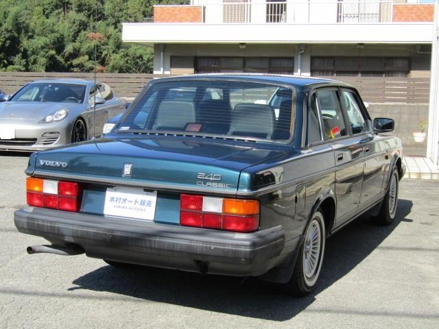「ボルボ」「ボルボ 240」「セダン」「和歌山県」の中古車8