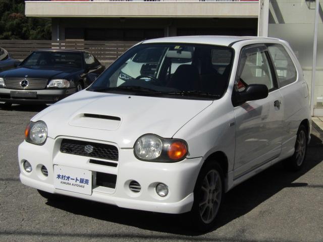 「スズキ」「アルトワークス」「軽自動車」「和歌山県」の中古車3