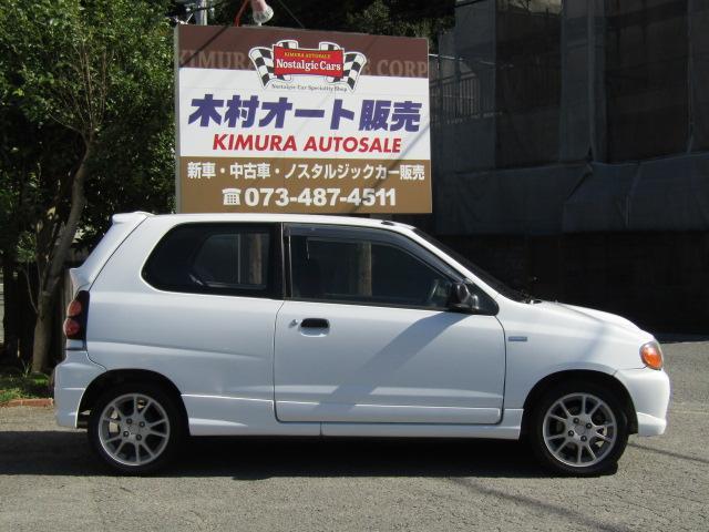 「スズキ」「アルトワークス」「軽自動車」「和歌山県」の中古車4