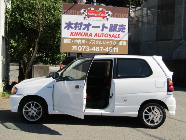 「スズキ」「アルトワークス」「軽自動車」「和歌山県」の中古車7