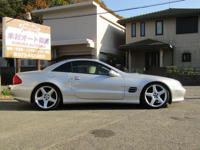 「メルセデスベンツ」「Mクラス」「オープンカー」「和歌山県」の中古車3