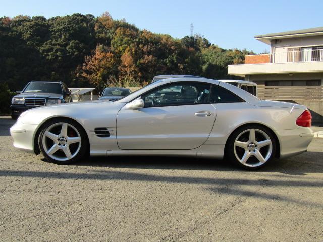 「メルセデスベンツ」「Mクラス」「オープンカー」「和歌山県」の中古車4