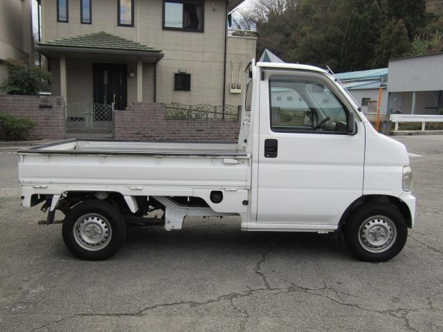 「ホンダ」「アクティトラック」「トラック」「和歌山県」の中古車4