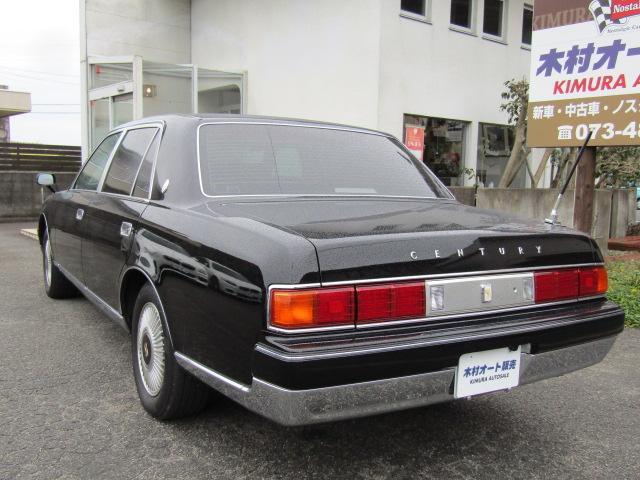 「トヨタ」「センチュリー」「セダン」「和歌山県」の中古車8